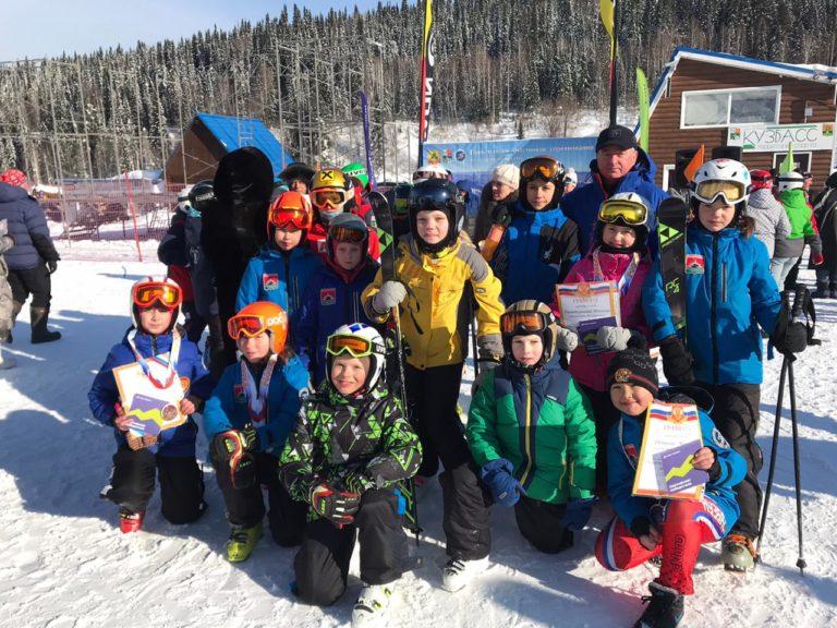 Региональные соревнования по горнолыжному спорту «Открытое Первенство Горной Шории среди детей»